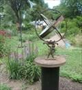 Image for Jean Blesh Memorial Garden Sundial - Binghamton, NY, USA