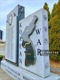Image for Korean War Veterans' Monument - Woonsocket, Rhode Island USA