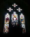Image for Stained Glass Windows, St  John the Baptist - Leusdon, Devon