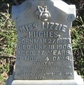 Image for Miss Lizze Hughes -Baltimore Cemetery - New Haven, MO