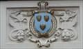 Image for Relief Coat of Arms - Shrewsbury, Shropshire, UK.