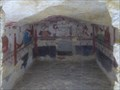 Image for Tombs at Tarquinia - Tarquinia, Lazio, Italy