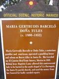 Image for Maria Gertrudis Barceló - Doña Tules (c. 1800-1852)
