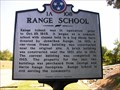 Image for RANGE SCHOOL ~ 1A 108