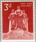 Image for Great Siege Monument - Valletta, Malta