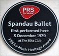 Image for Spandau Ballet - Great Queen Street, London, UK