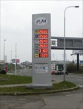 Image for E85 Fuel Pump P&M - Prague-Sterboholy, Czech Republic