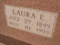 Image for 100 - Laura E. McCoy - Jones IOOF Cem. - Jones, OK