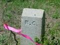 Image for NC VA Granite Monument No. 36