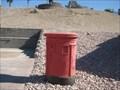 Image for British Post Box - Lake Havasu City, Arizona