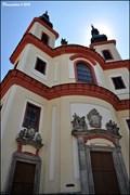 Image for Chrám Nalezení sv. Kríže / Church of the Discovery of the Holy Cross - Litomyšl (East Bohemia)