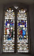 Image for Stained Glass Windows - St Thomas - Harty, Kent