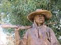 Image for Bozeman Scout, Benson Sculpture Garden - Loveland, CO