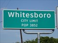 Image for Whitesboro, TX - Population 3852
