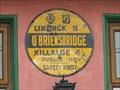 Image for O'Briensbridge Automobile Association Sign - O'Briensbridge, County Clare, Ireland