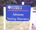 Image for Astronomy Teaching Observatory - Gainesville, Florida