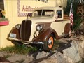 Image for 1937 Ford Pick Up - Southwest Diner - Boulder City, NV