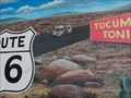 Image for The Legendary Road Mural - Tucumcari, NM