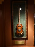 Image for Paul McCartney's Bass Guitar - NY, NY