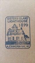 Image for Sister Island Lighthouse - Bay House Artisans - Alexandria Bay, New York