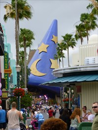 Disney's Hollywood Studios - Florida - USA.