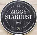 Image for Ziggy Stardust - Heddon Street, London, UK