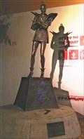 Image for Riff Raff Statue. Hamilton. New Zealand.