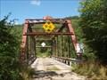 Image for Cheat camelback through truss bridge - Cheat Bridge, WV