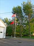 Image for Bristol Fire & Rescue Flagpole - Round Pond, ME