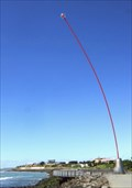 Image for Wind Wand. New Plymouth. New Zealand.