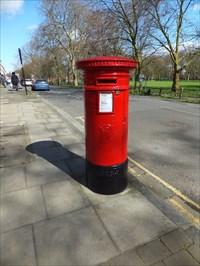 Victorian post box highbury terrace london uk for 5 mariner terrace postal code