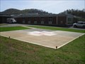 Image for Hawkins County Memorial Hospital Landing Pad, Rogersville, TN