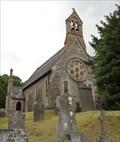 Image for St Llawddog's Churchyard - Cenarth, Carmarthenshire, Wales