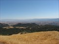 Image for Livermore Valley overlook - Mount Diablo State Park - Contra Costa County, CA