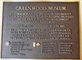 Image for Greenwood Museum - 1981 - Greenwood, British Columbia