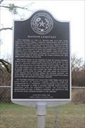 Image for Hanson Cemetery