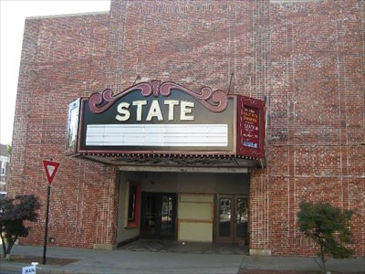 state theatre kingsport tn vintage movie theaters on