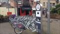 Image for Belfast Bikes station 3910 - Europa Bus Station / Blackstaff Square - Belfast