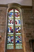 Image for Vitraux Eglise Saint Mathurin - Moncontour, Bretagne,France