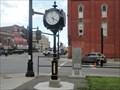 Image for Town Clock - Medina, NY
