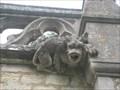 Image for Gargoyle All Saints Church Calverton