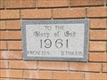 Image for 1961 - Waterford Baptist Church, Waterford, ON