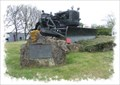 Image for British Army D4 CAT Bulldozer -  Matilda Drive, Gillingham Business Park, Kent.