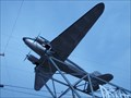 Image for Historic DC-3 airplane installed on The Roasterie - Kansas City, Mo.