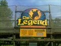 Image for The Legend - Holiday World - Santa Claus, IN
