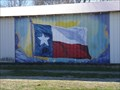 Image for Texas Flag Mural - Terrell, TX