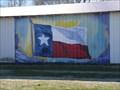 Image for Texas Flag Mural - Terrell, TX