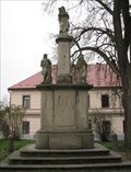 Image for Marian Column - Radomysl, Czech Republic
