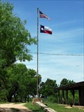 Image for Fort Mason Flagpole - Mason, TX