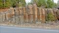 Image for Basalt columns - Spokane, WA